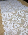 9 inch Double Scalloped Lace
