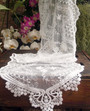 Elegant Lace Table Runner