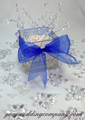 Clear Acrylic Snowflake Gems - Table Decoration
