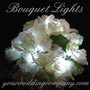 Mini Bouquet & Centerpiece Lights