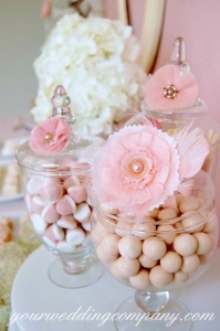 Candy Buffet Container Ideas