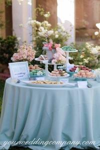 Elegant Dessert Buffet