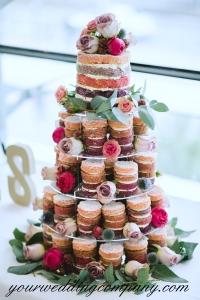 Miniature Naked Cakes