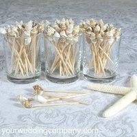 Seashell Toothpicks