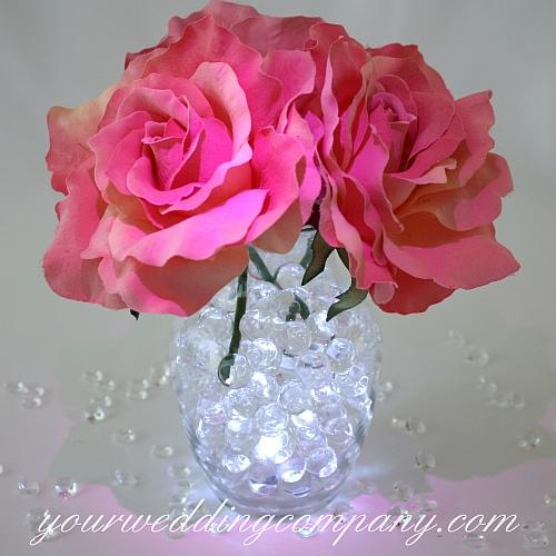Aqua Beads Vase Filler