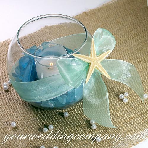 Beach Glass Vase Filler
