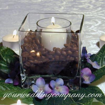 Coffee Bean Vase Filler