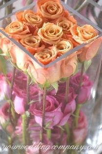 Cut Flowers Vase Filler