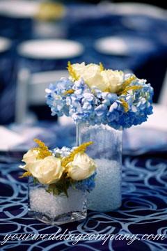 Diamond Confetti Vase Filler