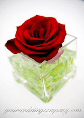 Glass Beads Vase Filler