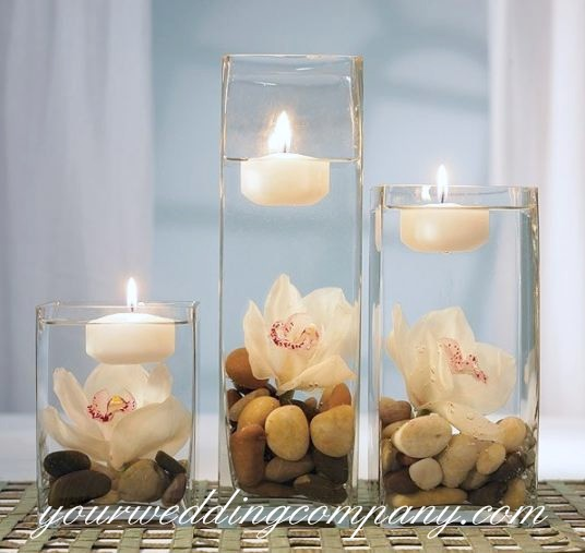 Pebble Vase Filler