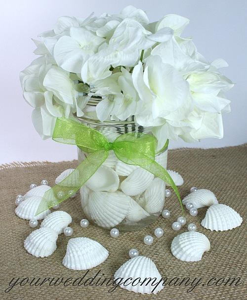 Shell Vase Filler