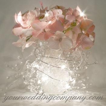 Shredded Cellophane Vase Filler