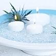 Water Storing Crystals