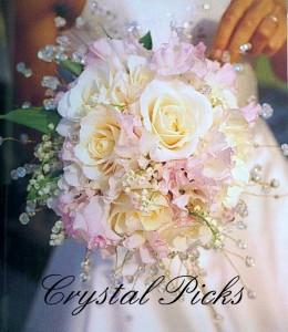 Crystal Bouquet Picks