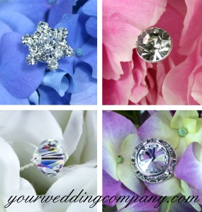 Handmade Wedding bouquet Picks