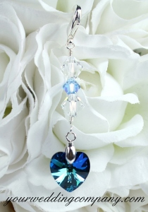 Heart Bouquet Charm