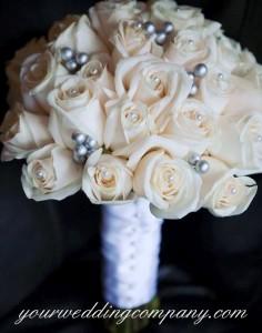 Silver Berries Bouquet Accents