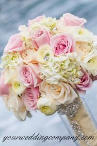 Rhinestone Bouquet Pins