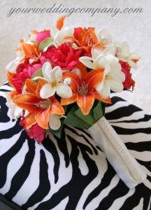 Pearl and Rhinestone Bouquet Picks