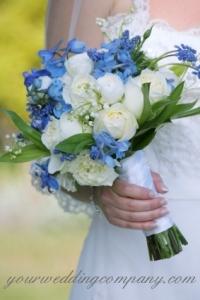 Ribbon Bouquet Accents
