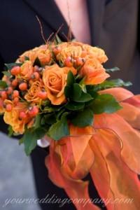 Bouquet Ribbon Accents