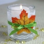 Votive Candle Accents