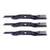 """Set Of (3) Kubota Blades 18-5/8"""" X 2-1/2"""" Replaces: KUBOTA K5619-34350"""
