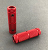 """Pedal cover, 14mm or 1/2"""" ID (red)"""