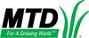 MTD - Nut, Flange Lock, 1/4-20 - 712-04064