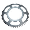 """54 Tooth Steel Sprocket 40 41 420 Chain , 4.563"""" Bore, 6 Holes, 5.25"""" Bolt Circle"""