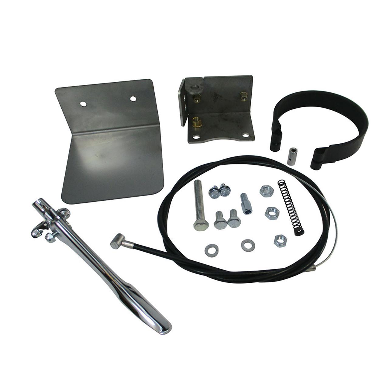 "Centrifugal Clutch Band Brake and 1"" Brake Lever Kit"