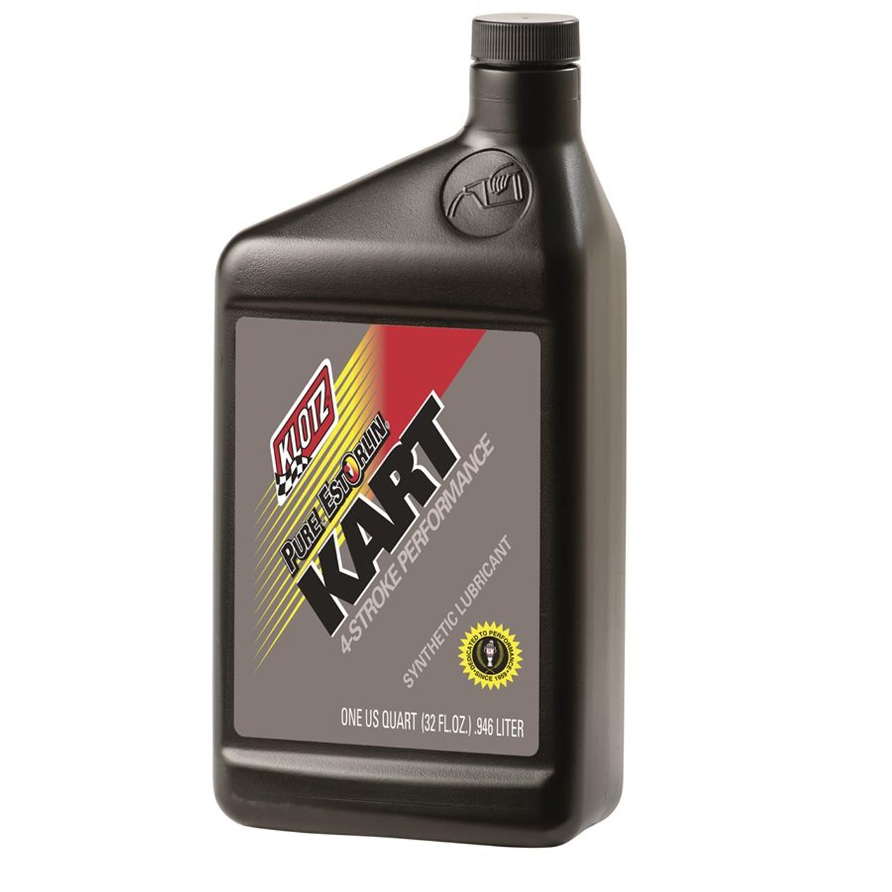 Klotz 0W/30 4-Cycle Kart Oil
