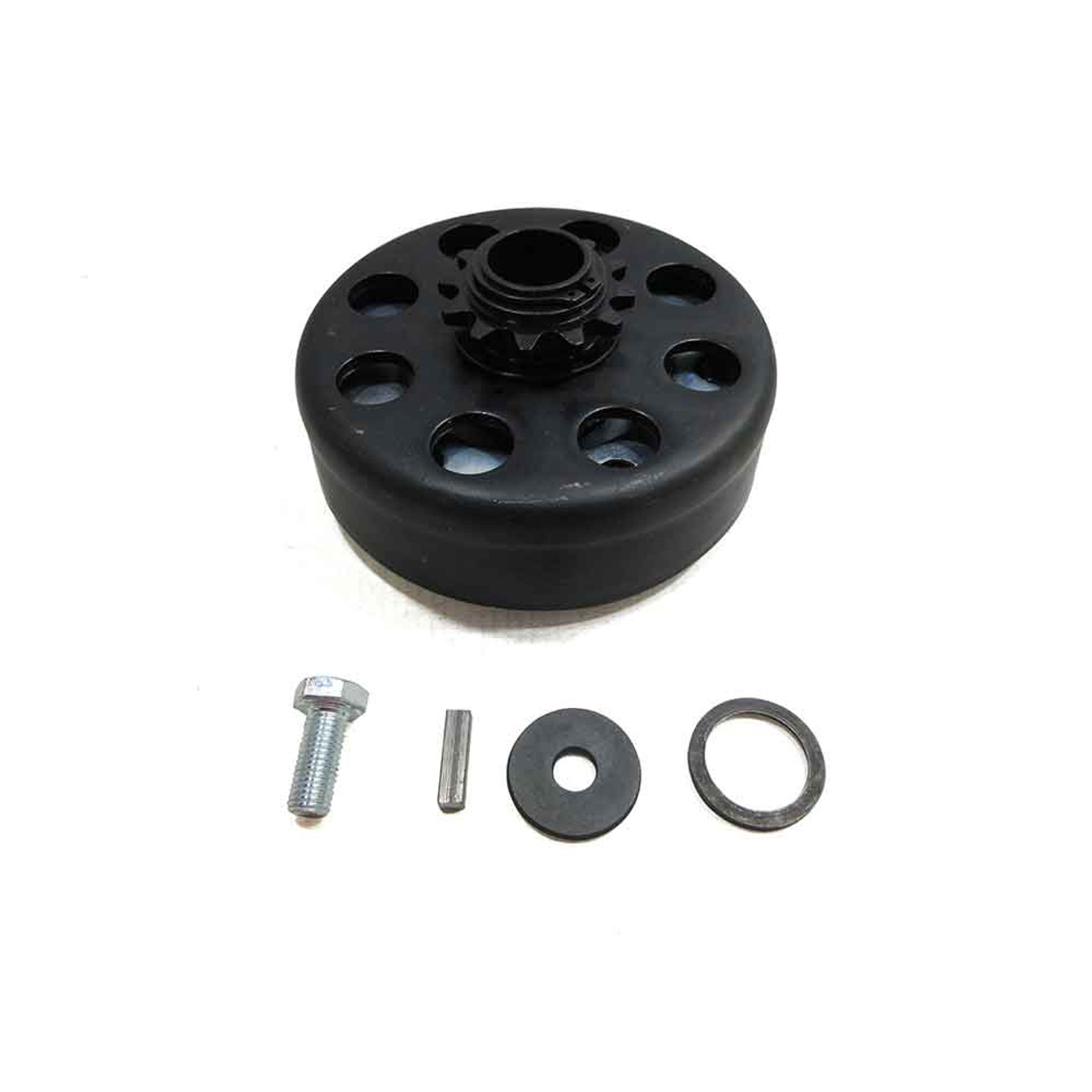"""Mongrel Racing Clutch 3/4"""" Bore 35 Chain - 18 Tooth"""