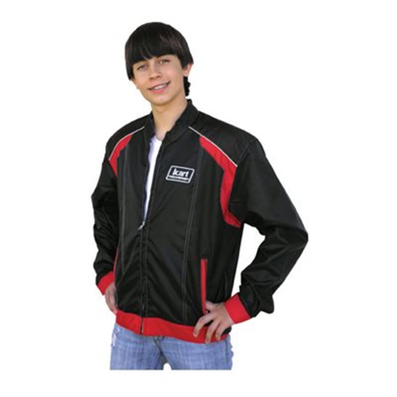 Kart Racewear karting jacket, youth X-large