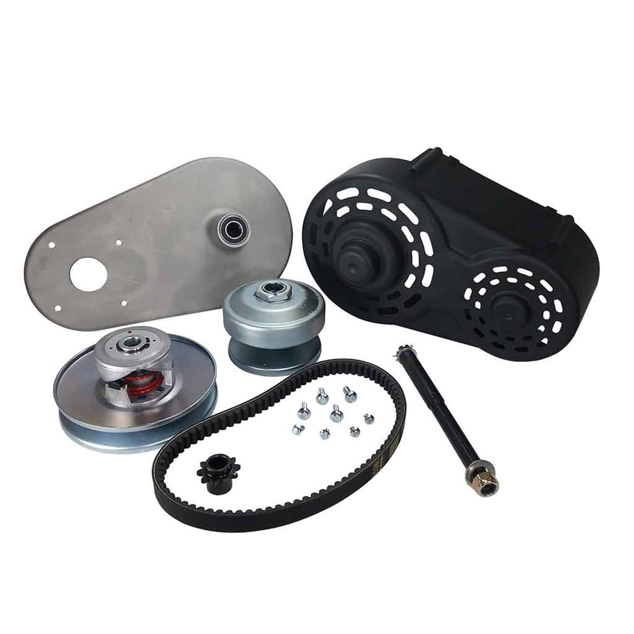 """40 Series 1"""" Torque Converter with Plate"""