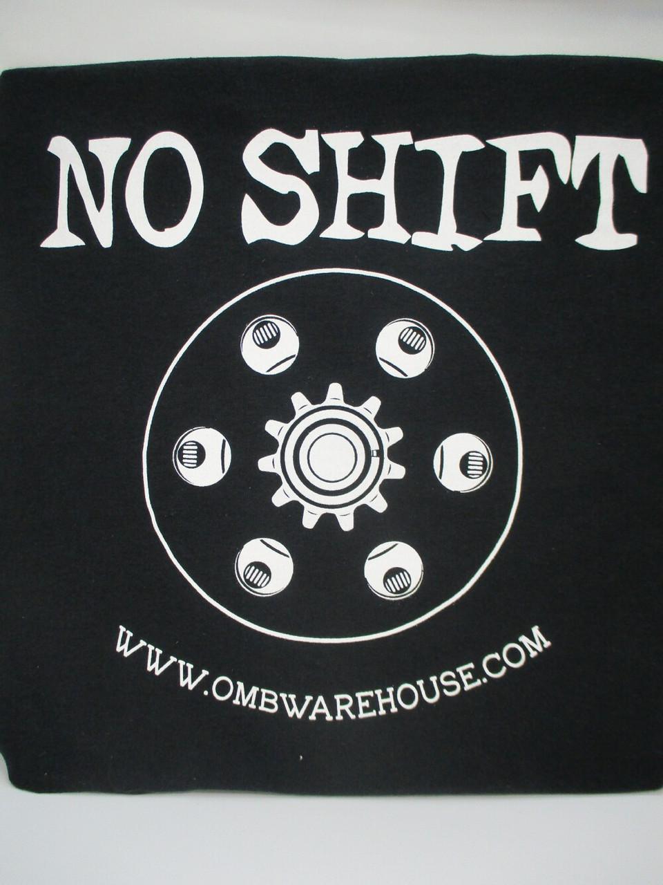 No Shift Clutch T-Shirt