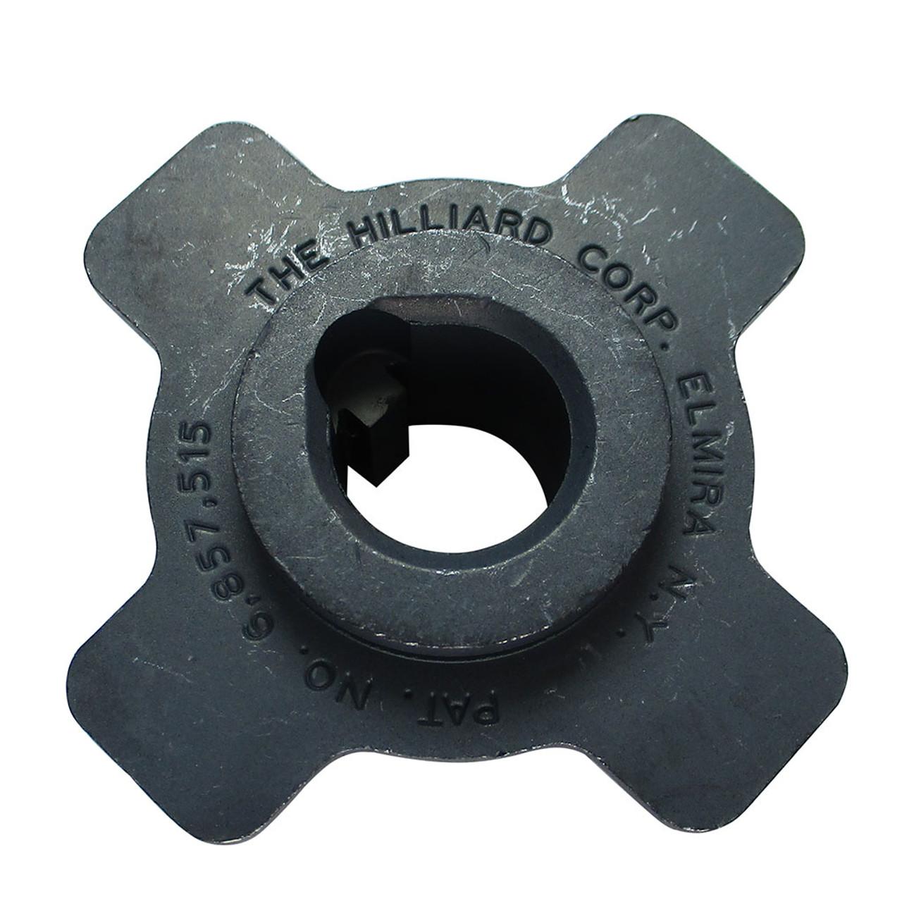 """Hilliard 3/4"""" Drive Hub 8444-23-054"""
