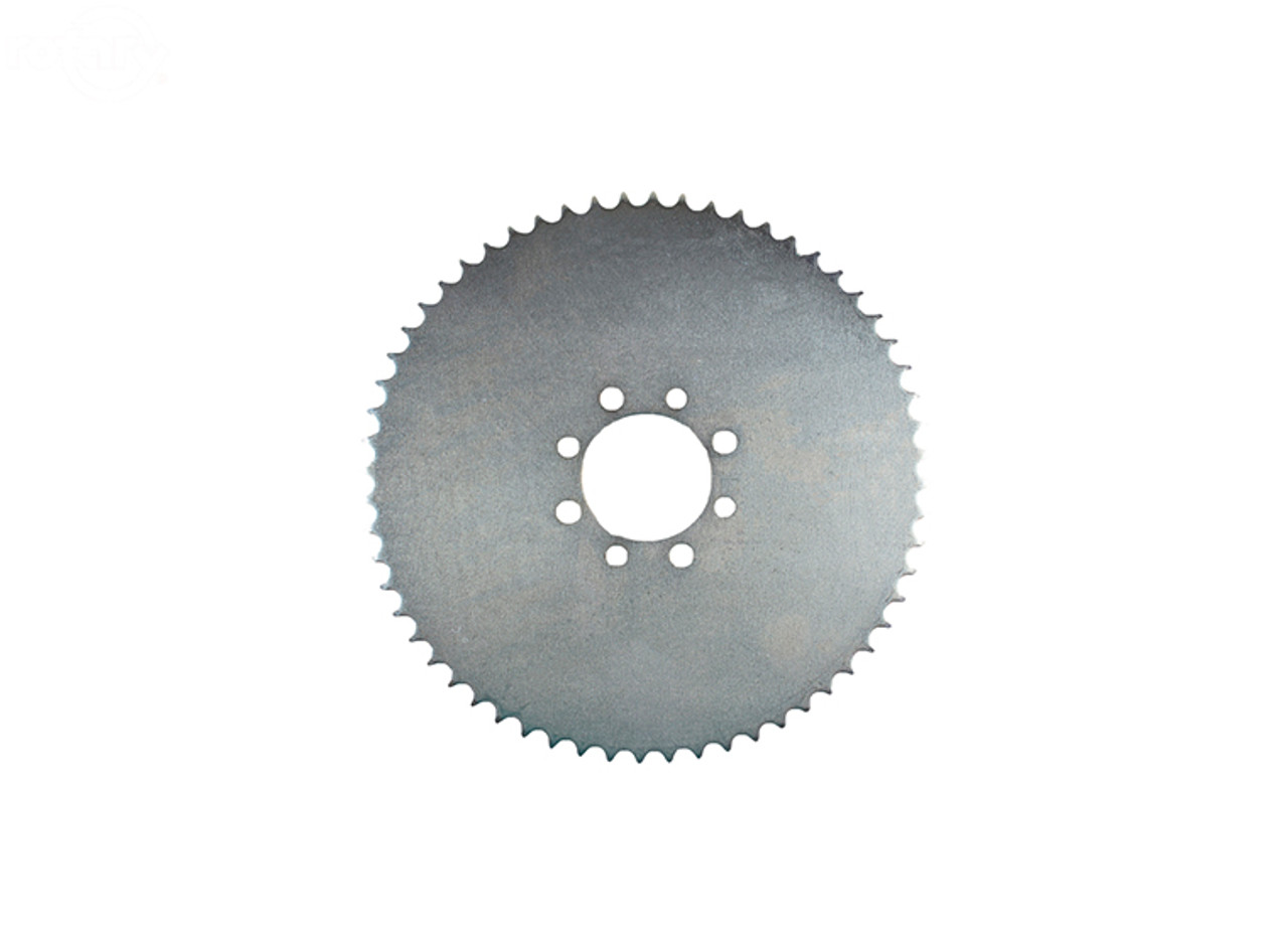 54 Tooth Steel Sprocket - 40 41 420 Chain