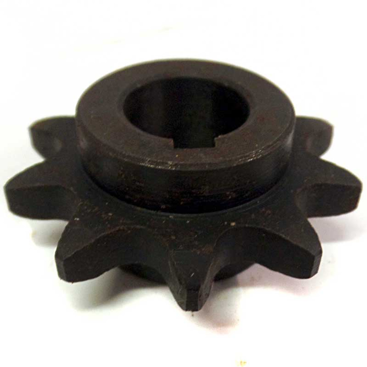 """10 Tooth 40 41 420 Chain 5/8"""" Bore """"C"""" Type Sprocket"""