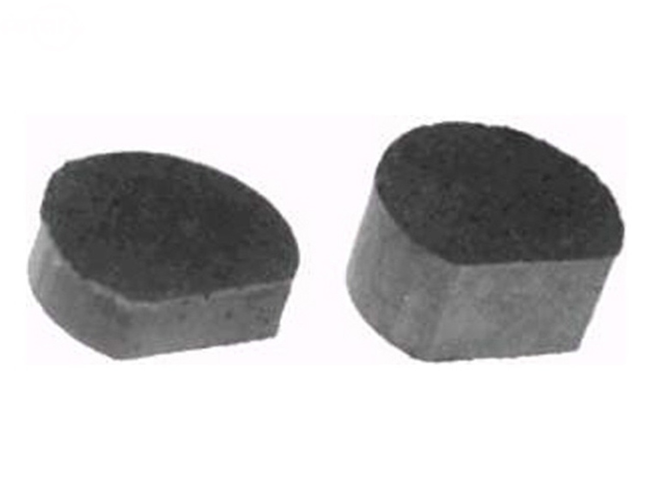 Flat End Replacement Pucks