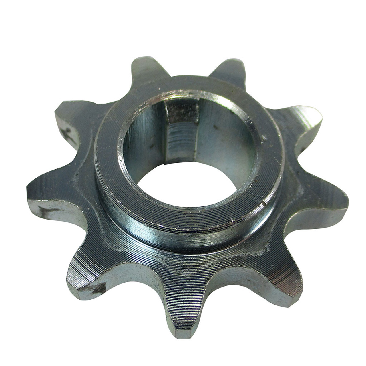 """9 Tooth 40 41 420 Chain 5/8"""" Bore """"C"""" Sprocket"""