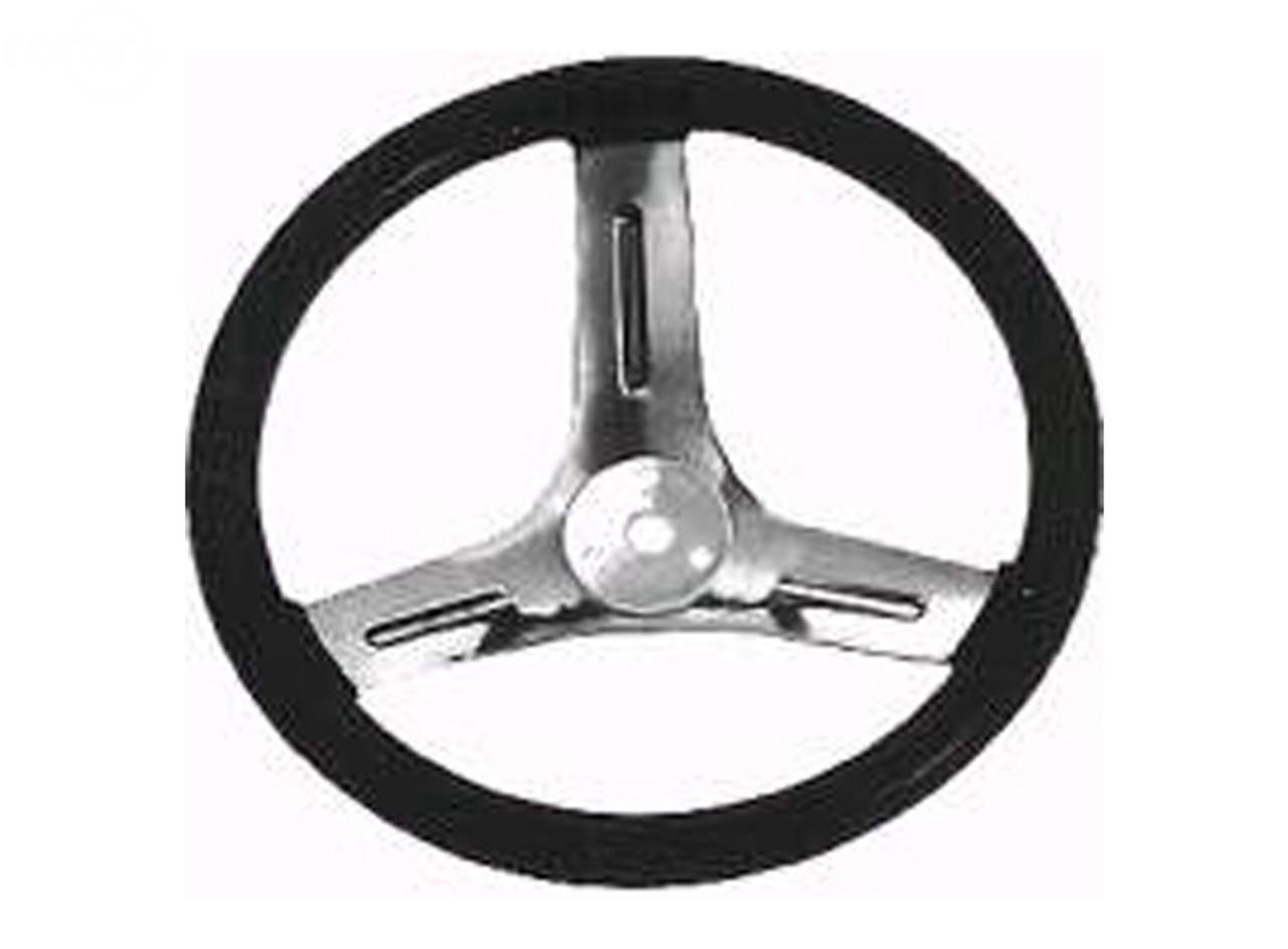 """12"""" Go-Kart Steering Wheel"""