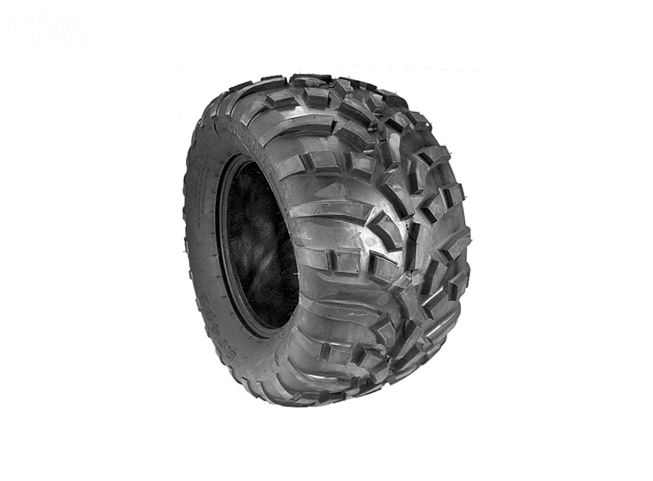 24 x 9.50 x 10 Carlisle AT489 Tread Tire - 4 Ply - John Deere Gator