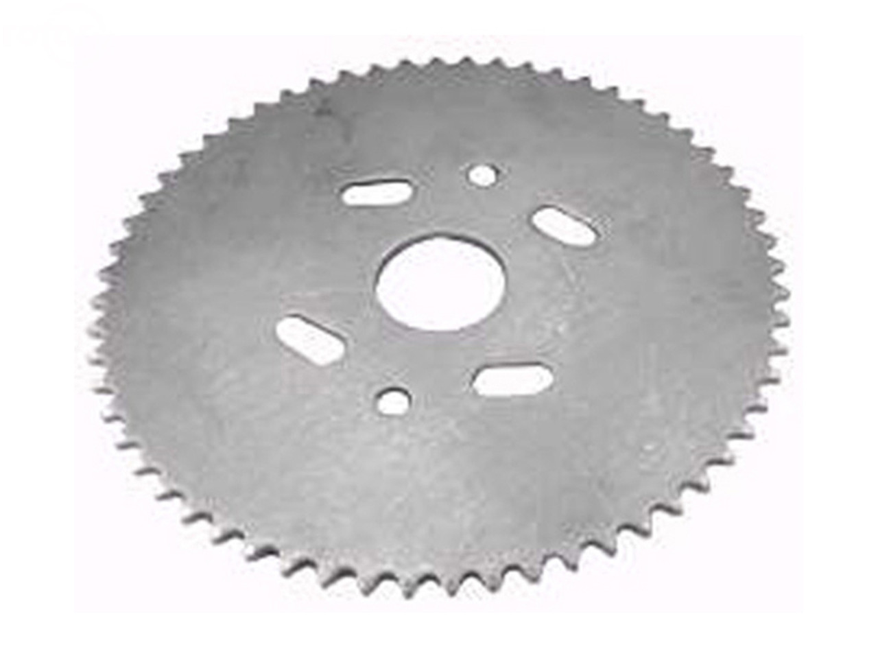 72 Tooth Steel Sprocket - 35 Chain