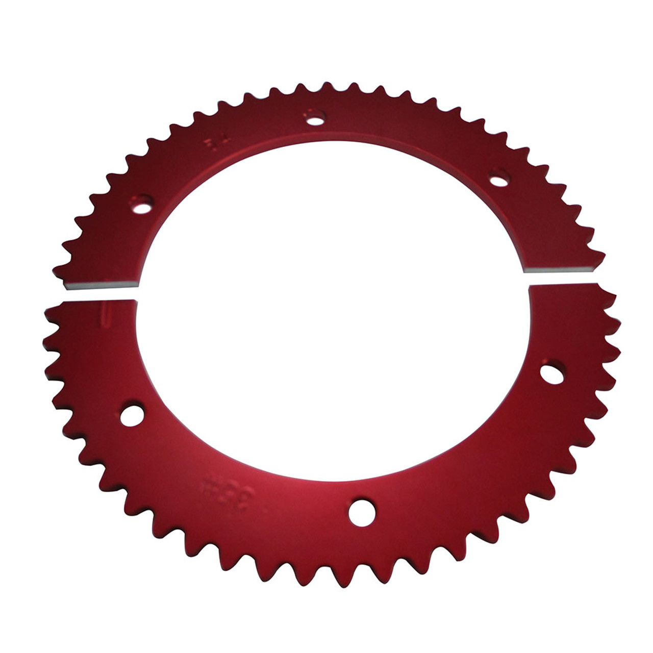 Pit Parts Split Sprocket - 54 Tooth - 35 Chain