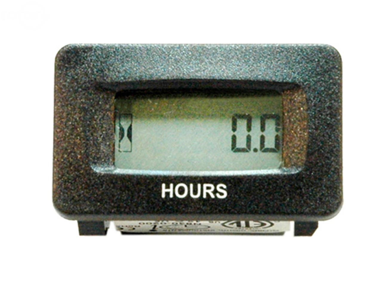 Sendec Digital Hour Meter