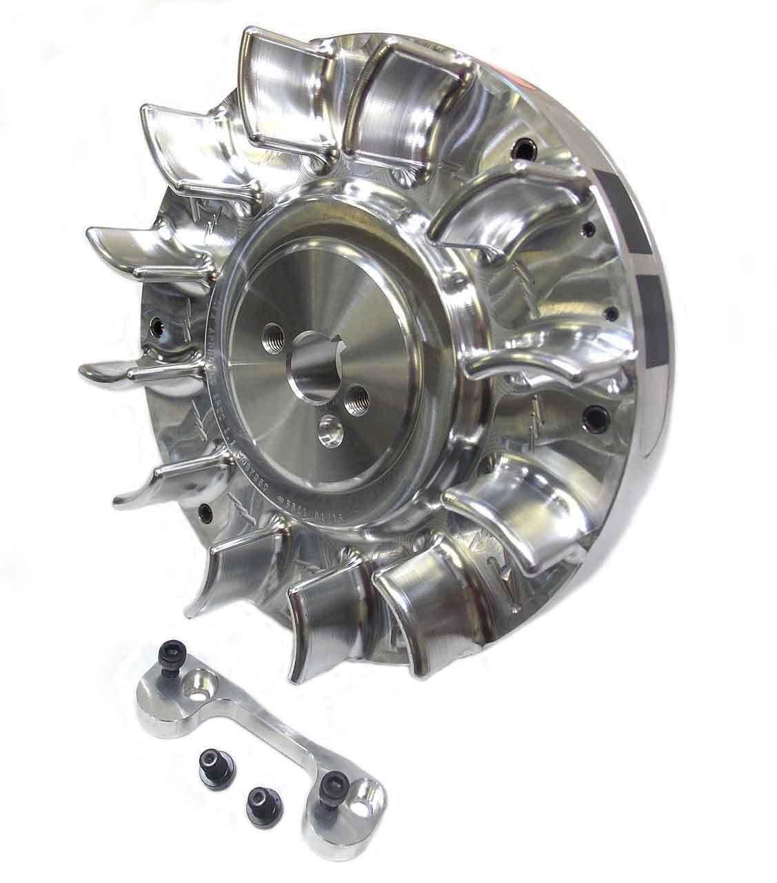 ARC PVL Billet Flywheel, Non Adj, Predator 212 Non-Hemi