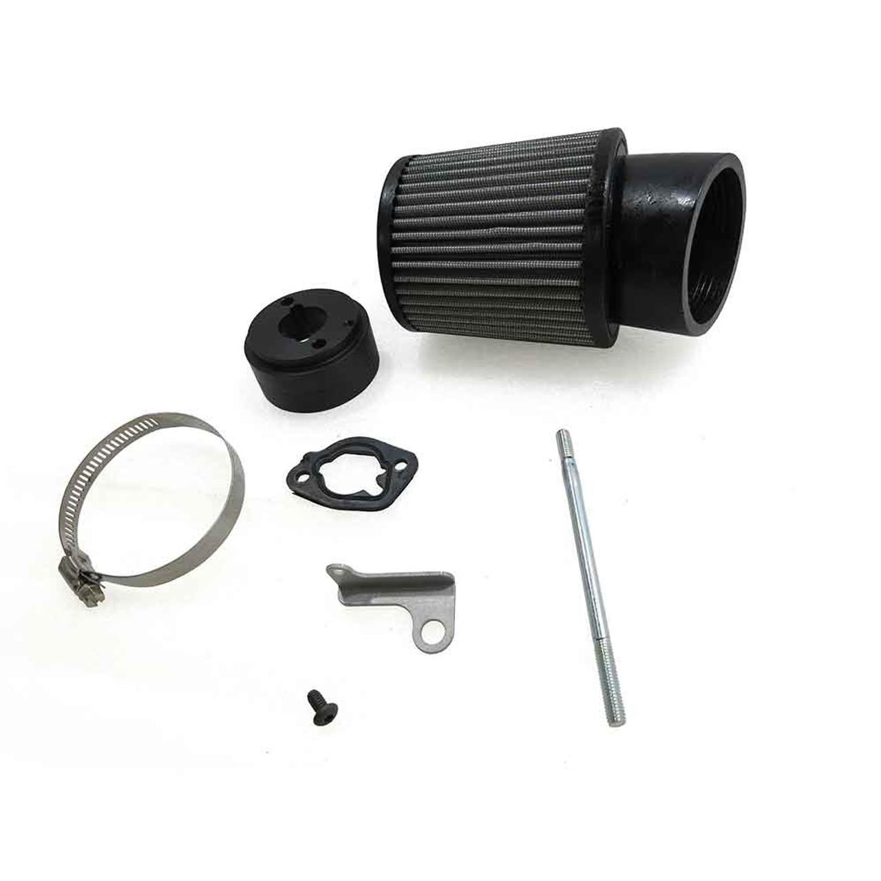 Predator 212cc / Clone 196cc Angled Air Filter Intake Kit