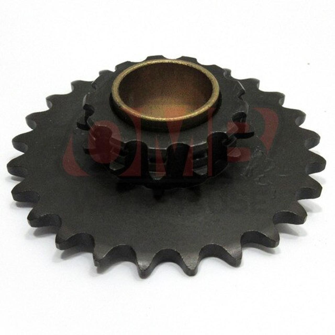 Max Torque Clutch Sprocket - 25 Tooth - 35 Chain